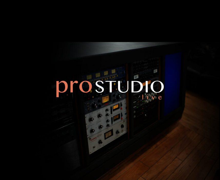 Pro Studio Live