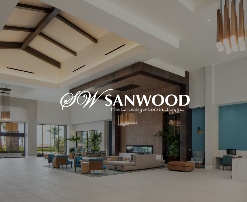 Sanwood Fine Carpentry & Construction Inc.