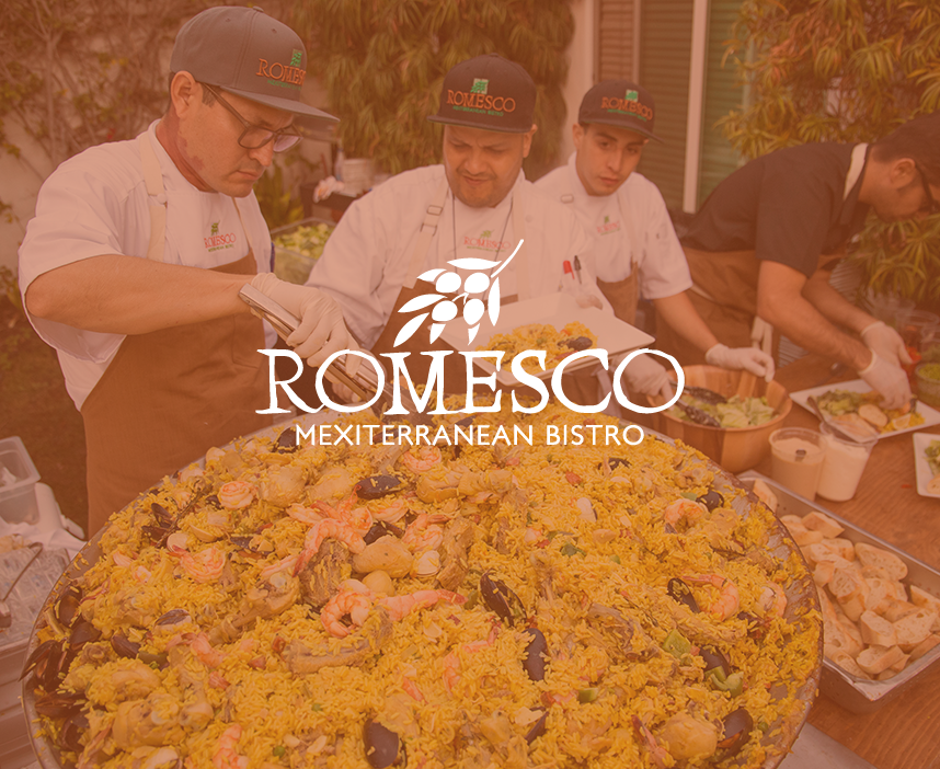 Romesco Catering